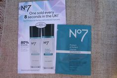 No 7 Protect & Perfect Intense Advanced Serum Review   #No7 #review