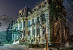 Breathtaking Photography: Get to Know Bucharest in 40 Photos Palace Of The Parliament, Capital Of Romania, Little Paris, Beautiful Park, Spain And Portugal, Europe Destinations, Beautiful Buildings, That Way, Barcelona Cathedral