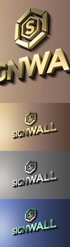 Free Sign Wall Logo Mockup (22.4 MB) | graphicsfuel.com | #free #photoshop #mockup
