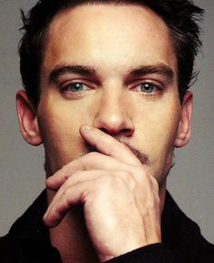 Jonathan Rhys Meyers. I enjoy looking at him.