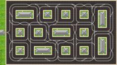 Trolley Maze