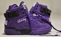 "Ewing 33 Hi ""Purple Suede"" Release Date"