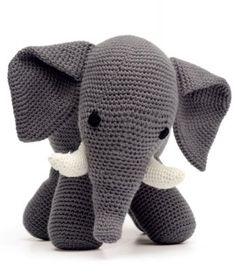 crochet-elephant-pattern-free