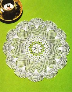 #ClippedOnIssuu from Fine crochet lace 1997