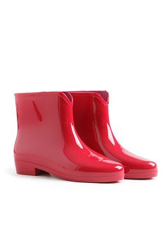 Jinea Ankle Wellie Boots for those wet winter days ❤ #MGwinterwardrobe