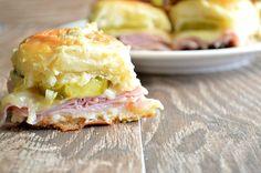 Funeral Sandwich Casserole