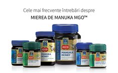 Miere Manuka - tot ce nu știai și care te-ar putea ajuta să faci o alegere corectă pentru starea ta de sănătate. Alege să trăiești sănătos! Drink Bottles, Honey, Drinks, Food, Drinking, Beverages, Eten, Drink, Meals