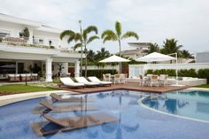 adriana bijarra cuoco casa de praia de luxo grande piscina
