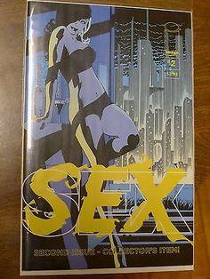 Comic Sex 2 Image VF NM | eBay