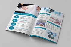 Free Educational Brochure PSD Designs Brochures Brochure - Psd brochure template free download