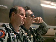 Michael Ironside and Tom Skerritt as Jester and Viper in Top Gun Meme, Top Gun Movie, Tom Skerritt, Naval Aviator, Novel Characters, Val Kilmer, Hero Movie, Mission Impossible, Human Soul