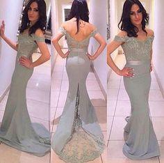 Grey Off Shoulder Arabic Mermaid Prom Dresses 2016 Backless Formal Party Evening Gowns Bridesmaid Dresses Red Carpet 2015 Celebrity Dresses Modest Prom Dresses Under 100 Princess Prom Dresses Uk From Weddingdressseller, $100.53  Dhgate.Com