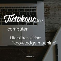 tietokone ~ computer data machine