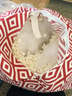 DIY Pouf Ottoman ~ Tutorial and Lessons Learned | Pretty Handy Girl | Bloglovin'