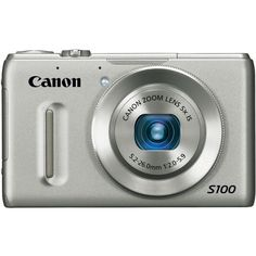 Canon PowerShot S100 12.1 MP Digital Camera with 5x Wide Angle Optical Image Stabilized Zoom (Silver) Canon http://www.amazon.com/dp/B005MTMEKI/ref=cm_sw_r_pi_dp_e5rDub0K1T2BR