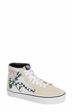 Canvas High Top Sneaker Casual Skate Shoe Mens Womens DNA Science
