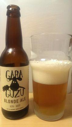 Gara Guzu. Local Turkish Beer.