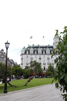 Homevialaura | My guide to Oslo Norway | Grand Hotel