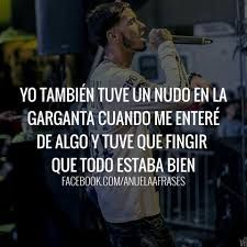 New Quotes Deep Meaningful Short Spanish Ideas Anuel Aa Quotes, Honest Quotes, Song Lyric Quotes, Happy Quotes, True Quotes, Funny Quotes, Inspirational Quotes, Trapped Quotes, Quotes Deep Meaningful Short