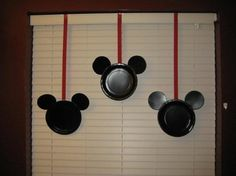 Mickey Mouse Clubhouse Birthday Party Planning | Froggy & the Mouse - could put pictures of James Jr. in the faces and make it into garland.