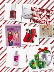 Sincerely, Syd: Holiday Gift Guide: For Your Bestie