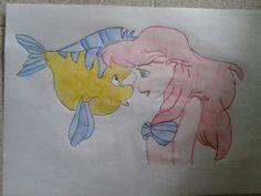 Ariel... La sirenetta  #love #life