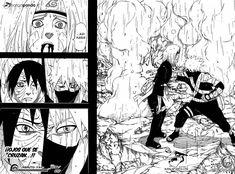 Naruto Manga 604 Español Online HD