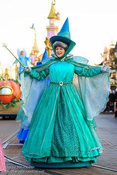 Fauna at Disney Character Central