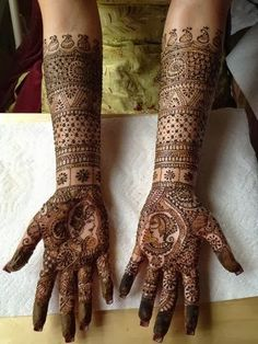 mehndi maharani finalist: Bridal Henna Artist http://maharaniweddings.com/gallery/photo/13972