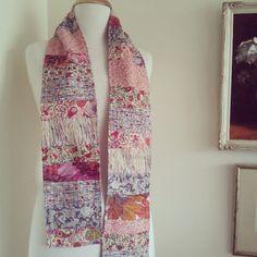 frankie & ray: Liberty scrap scarf