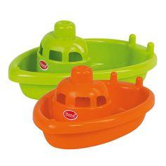 Sleepboot  Kinderen zullen genieten van deze lichte en dikke sleepboot. De boot is ideaal voor gebruik binnenshuis en buitenshuis, in het bad, zwembad, zandbak of zelfs op het strand zijn! Ideaal formaat voor kleine handjes, hun robuuste natuur betekent dat de boot speelplezier voor de komende jaren biedt.   Geschikte Leeftijd: 12 maanden +  De boot gaat per stuk. Kleur is afhankelijk van Gowi.