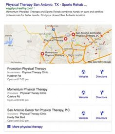 Google Testing Different Pack Layouts with the New Local Finder - Promote4you