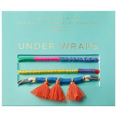 Under Wraps Color Assorted Hair Ties - SEPHORA COLLECTION | Sephora