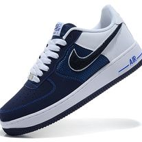Some shoes never go out of fashion and some get even better with time. Offering stability and style, the Nike Air Force 1 Men's Shoe is made with a high-top silhouette that will turn heads whether you're on the court or street. A Nike Air unit along with a foam midsole gives you the lightweight c...