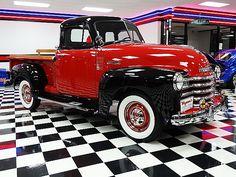 1952 Chevrolet 3100 5-Window