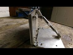 How to make and use an adjustable angle knife grinding jig - YouTube
