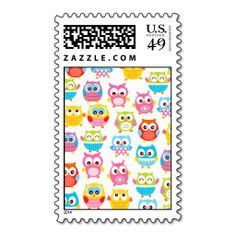 Cute Litte Owls Postage Stamp This site is will advise you where to buyShopping          	Cute Litte Owls Postage Stamp Review on the This website by click the button below...