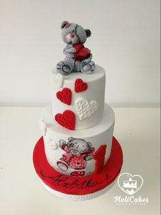 Me to You by MOLI Cakes