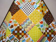 another baby boy quilt?