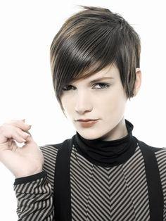 Hairstyles Emo  Trendy y Emo Girls Hairstyles For Short Hair
