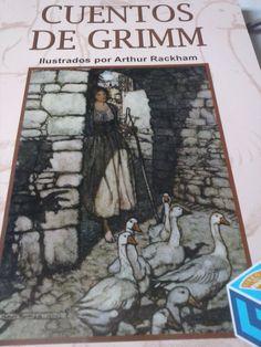 se trata de una recopilación de cuentos con ilustraciones de Arthur Rackham que Juventud ha realizado basándose en la primera edición de este libro, de 1935