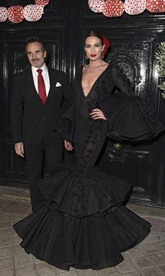 Amor, 'glamour' y espíritu italiano en una gran fiesta flamenca - Foto 5                                                                                                                                                                                 Más