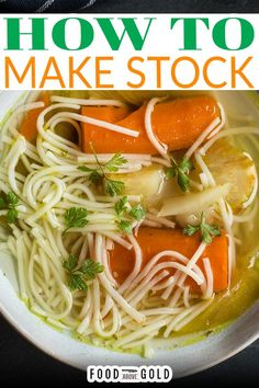 Get my #1 trick for making a perfect stock as well as 10 tips for how to improve your stock to get better flavor, texture, color, or visual appeal. We made it to the final day, friends! By now, you're proficient at all the basics of stock-making (plus, a few intermediate techniques) and you're certainly ready to up your game, right? | @foodabovegold #beststockrecipes #broth #homemadestock How To Make Stock, Easy Family Meals, Cook At Home, Fun Cooking, Seafood Dishes, Dinner Tonight, Main Dishes, Ethnic Recipes, Texture