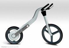 Taurus bike's simple design will make you sweat