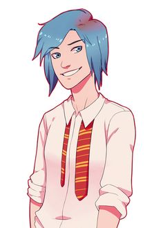 Chloe Price | Life is Strange / Harry Potter OHMYGOSH I LOVE THIS CROSSOVER SO MUCH