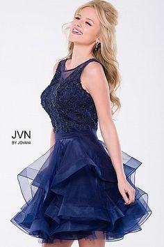 20 Best Blue Dresses by JVN images  f32c1aa77