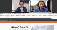Det Perfekta Jobbet Hemifrån: DEA Founders Call Februari 2015 #jobba hemifrån #j...