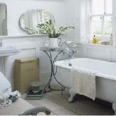 Bañera restaurada