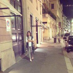 by the streets of Milan/ Por las calles de Milán