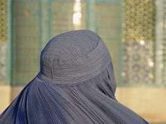 What is she looking for?  Who is she?  Life in Afghanistan